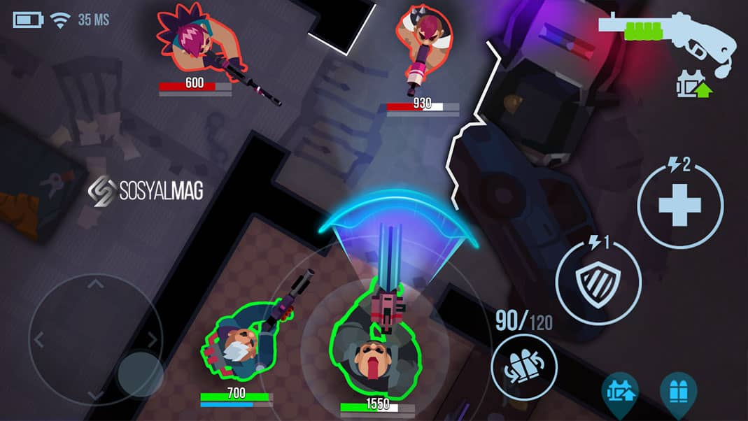 Bullet Echo Oyunu